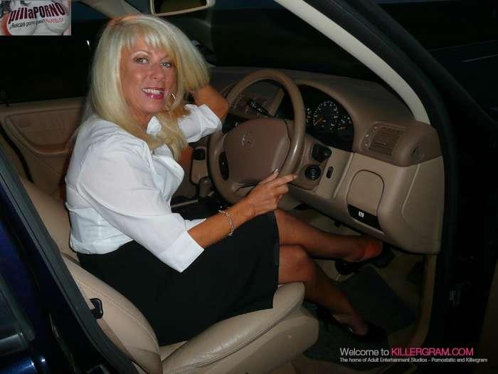 Mi madre en una quedada porno - foto 3