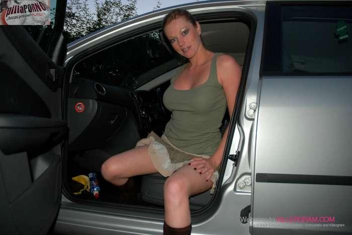 Mi ex-mujer, una zorra traga-pollas - foto 1