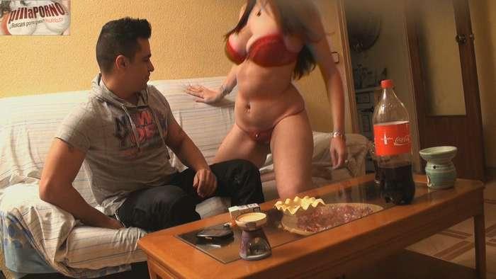 Tiene novio pero la encanta zorrear por facebook - foto 5