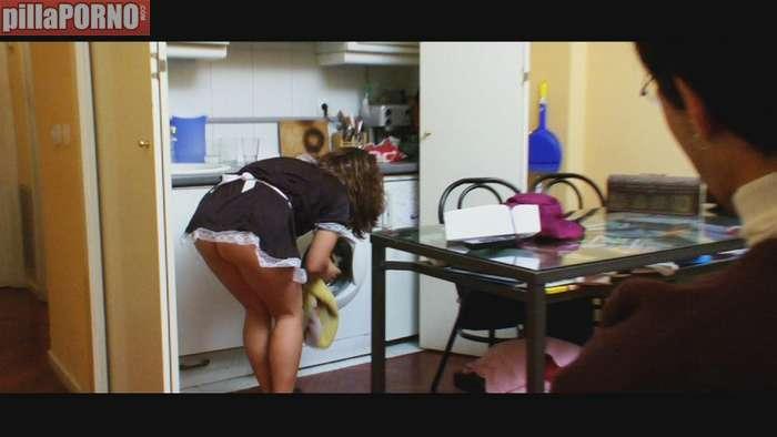 Asistenta social follandose a un tetrapléjico - foto 5