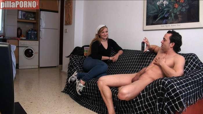 Se folla a la chica de la limpieza que esta casada - foto 4