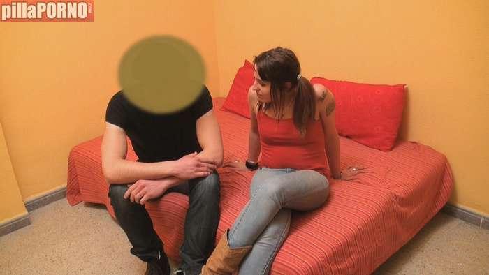 Esther, mira lo que hago con tú novio - foto 1