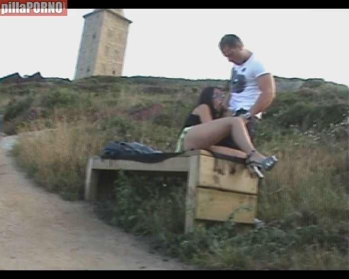 Orgia al aire libre en un parque de La Coruña - foto 5
