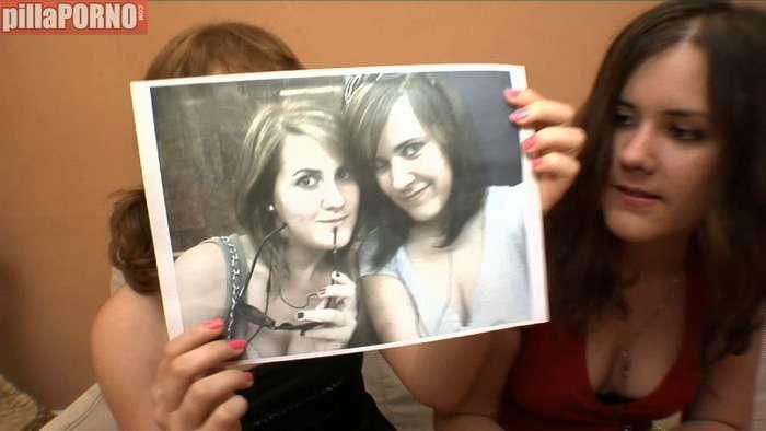 Dos hermanas graban porno - foto 2
