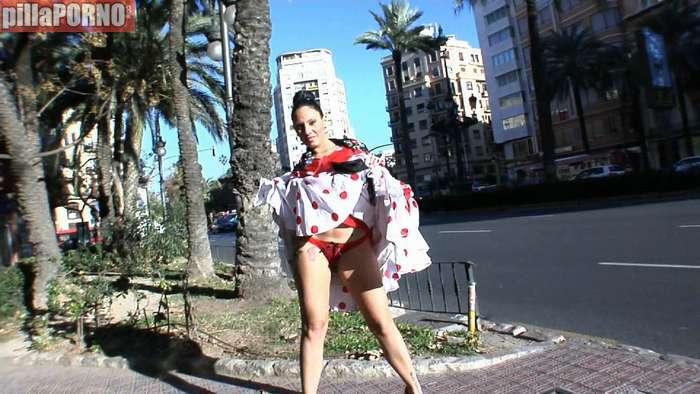 La primera gitana de España que graba porno - foto 1