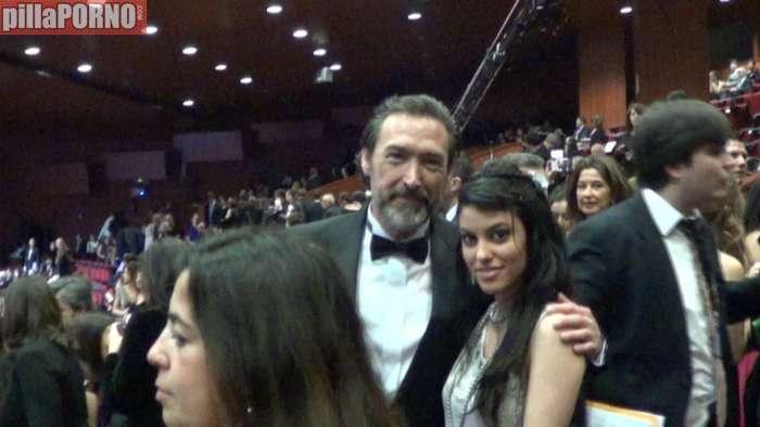 Porno durante la entrega de los premios Goya - foto 4