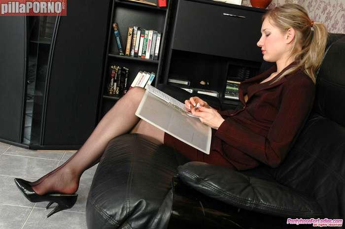 Se lian antes de una entrevista de trabajo - foto 1