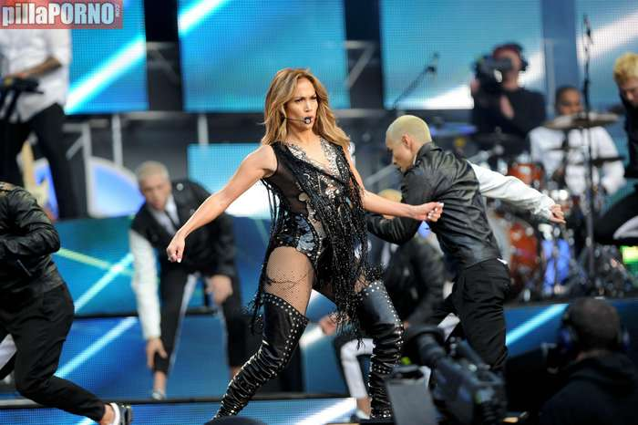 Jennifer Lopez, espectacular en Londres - foto 10