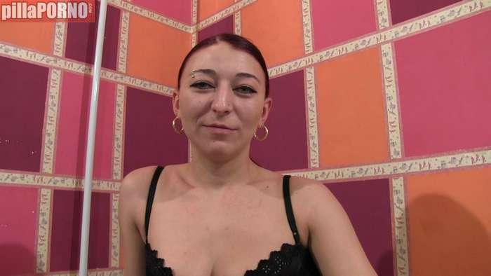 Rumana de origen gitano grabando porno - foto 1