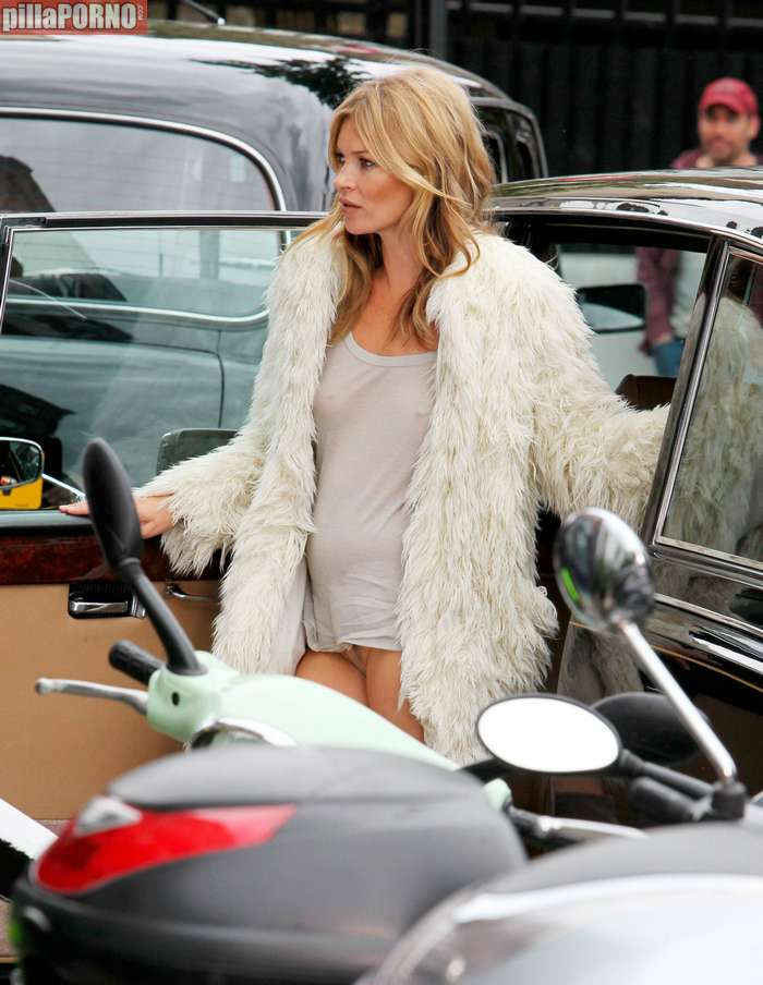 El maravilloso descuido de Kate Moss - foto 1