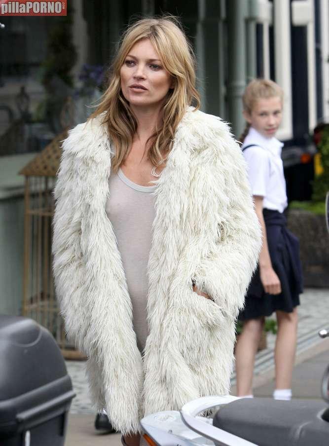 El maravilloso descuido de Kate Moss - foto 8