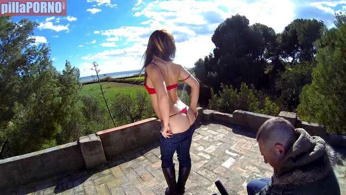Le follamos el culo a la argentina Jessica - foto 3