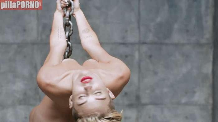 Miley Cyrus, otra vez muy excitante ... - foto 5