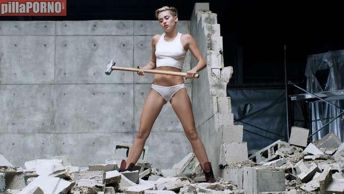 Miley Cyrus, otra vez muy excitante ... - foto 7
