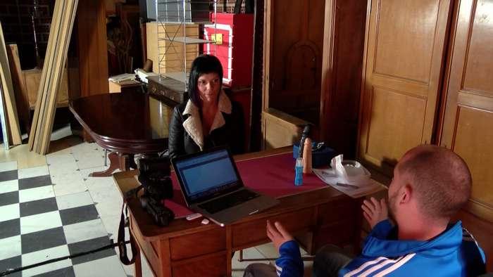 Leticia, madurita española buscando trabajo - foto 1