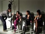 Tres jovencitas detenidas en comisaria