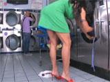 Sexo en la lavanderia