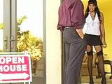 Joder con la dependienta de la inmobiliaria !!
