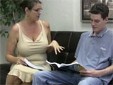 Sexo con mi madre adoptiva