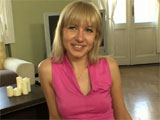 Sasha Rose: jovencita rusa virgen analmente