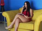 Luscious Lopez en un video POV