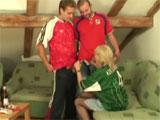 Se lian con la mujer del entrenador
