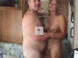 Las vacaciones porno de un matrimonio maduro