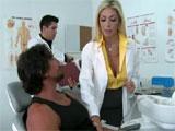 La nueva directora del centro medico