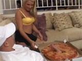 La pizza especial de la casa