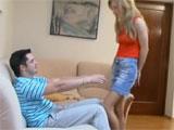 Un polvo con mi novia universitaria