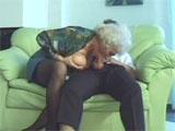 La abuela se ha echado novio en la residencia