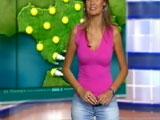 Cristina Granados con un vaquero ajustado