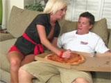 Nueva pizza con extra de chorizo