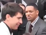El periodista que se intentó enrollar con Will Smith