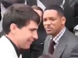 El periodista que se intentó enrollar con Will Smith