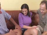 Me encanta ver a mi esposa follar con mi hermano