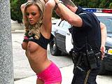 Detenida por ejercer la prostitución