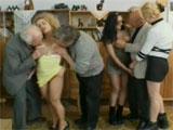 Orgia en la residencia de ancianos