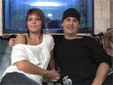 Padre e hija graban porno juntos