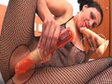 Luci Felina, una brasileña nacida para dar placer