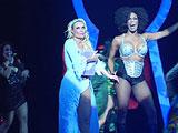 Coco Austin, show erotico en Las Vegas