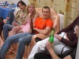 Alcohol y sexo en un cumpleaños