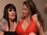 Madre e hija, dos expertas lesbianas