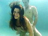 Porno bajo el agua
