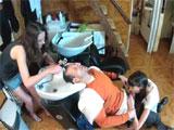 Nuevo servicio para los clientes de la peluqueria