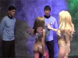 Nueva versión porno de Star Trek