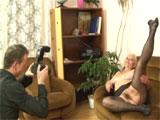 Le hago fotos porno a mi tia
