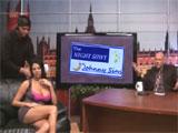 Porno duro en un programa de televisión
