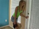 Mi hija se cuela en mi habitación