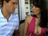 Se liga a una cubana en una terracita